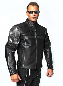 Raiden Leather Jacket
